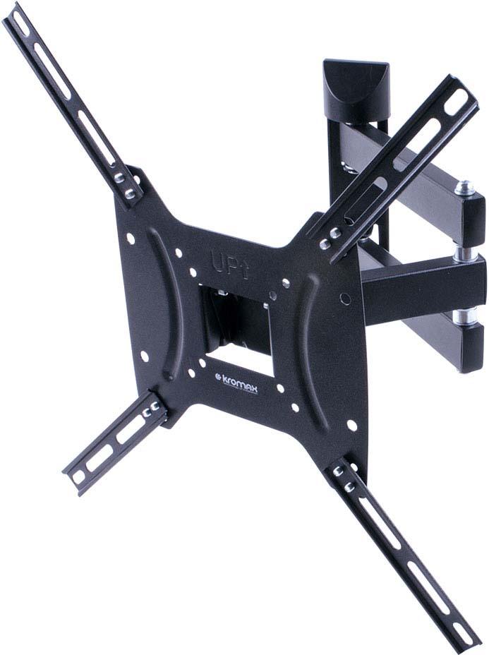 Кронштейн для ТВ Kromax DIX-24 black
