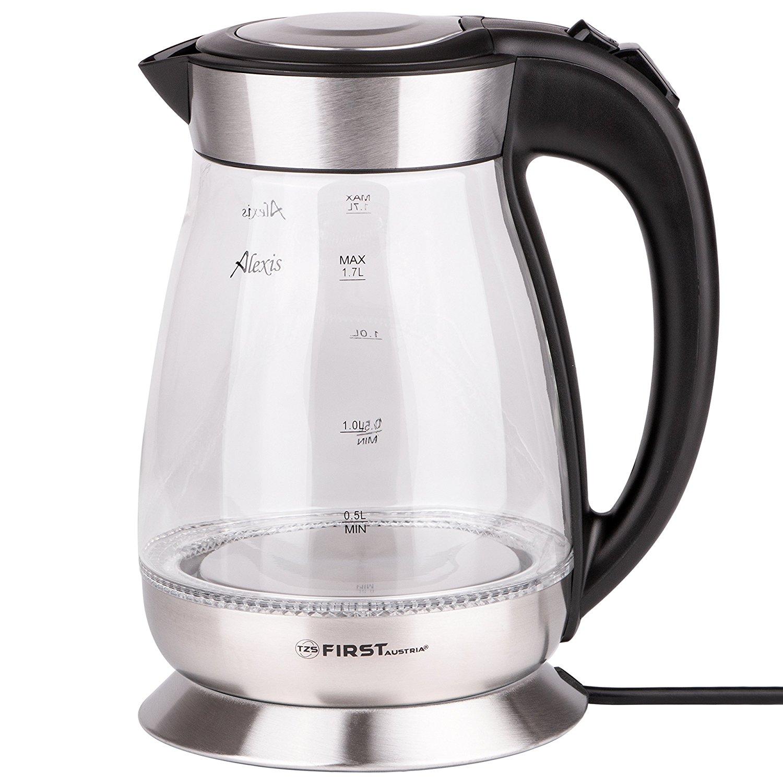 Электрический чайник First FA-5406 Black