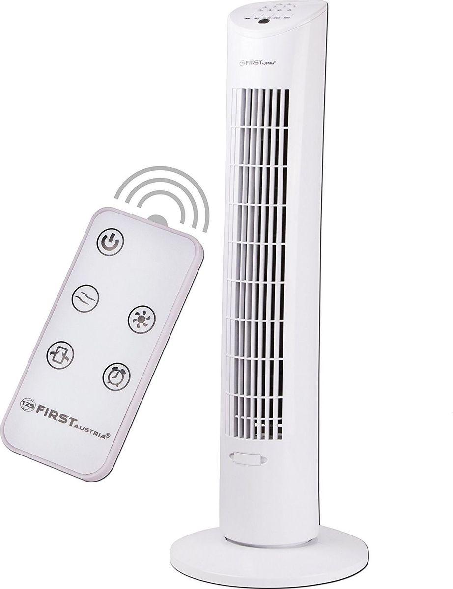 Напольный вентилятор First FA-5560-1, белый
