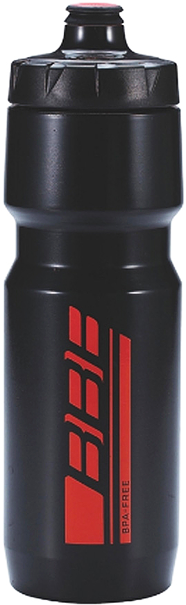 Фляга велосипедная BBB AutoTank XL, цвет: черный, красный, 750 мл фляга велосипедная biostal nw 270