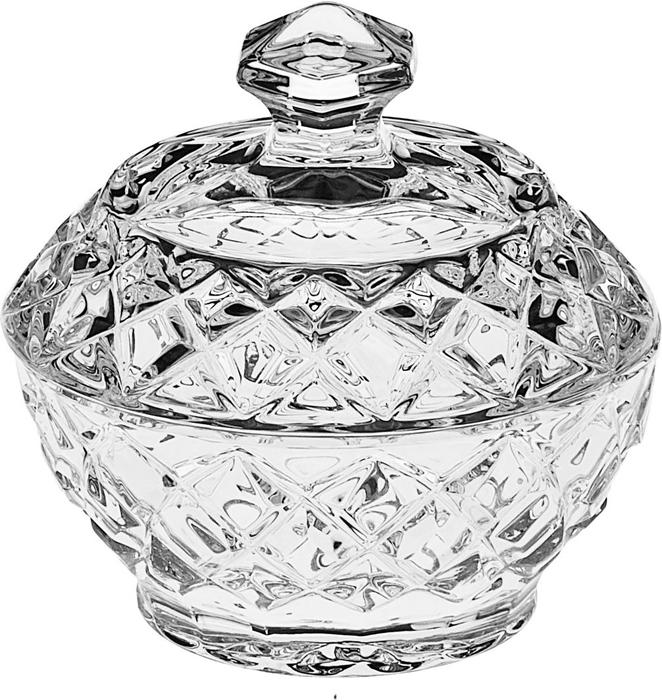 Доза Crystal Bohemia, диаметр 9,6 см доза samurai 18 5 см crystal bohemia