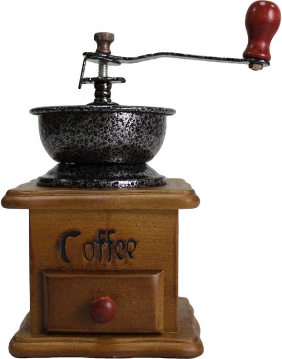 Кофемолка N/N, с деревянным основанием nwa5121 n