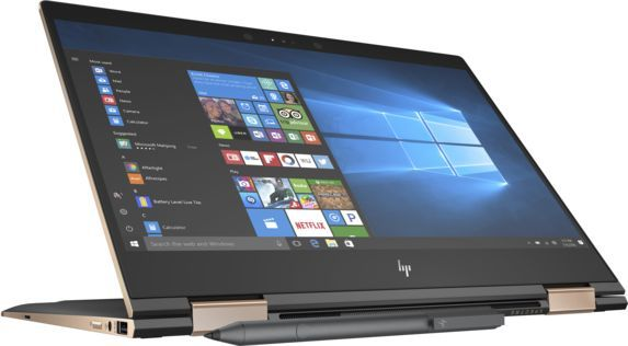 13.3 Ноутбук HP Spectre x360 13-ae007ur 2VZ67EA, темно-серебристый ноутбук hp probook 430 g5 core i5 8250u 8gb ssd256gb intel hd graphics 620 13 3 uwva fhd 1920x1080 windows 10 home silver wifi bt cam