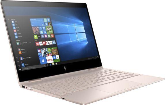 13.3 Ноутбук HP Spectre x360 13-ae013ur 2VZ73EA, розовое золото hp pen