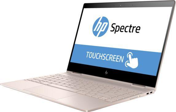13.3 Ноутбук HP Spectre x360 13-ae014ur 2VZ74EA, золотой hp pen