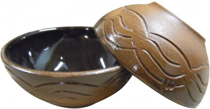Розетка для варенья Борисовская керамика Старина, 200 мл розетка для варенья борисовская керамика радуга цвет голубой 200 мл