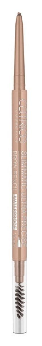 CatriceКонтур для бровейSlim'matic Ultra Precise Brow Pencil Waterproof, 010Light, цвет:светло-коричневый недорого