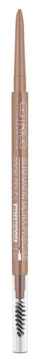 CatriceКонтур для бровейSlim'matic Ultra Precise Brow Pencil Waterproof 020Medium, цвет: коричневый недорого