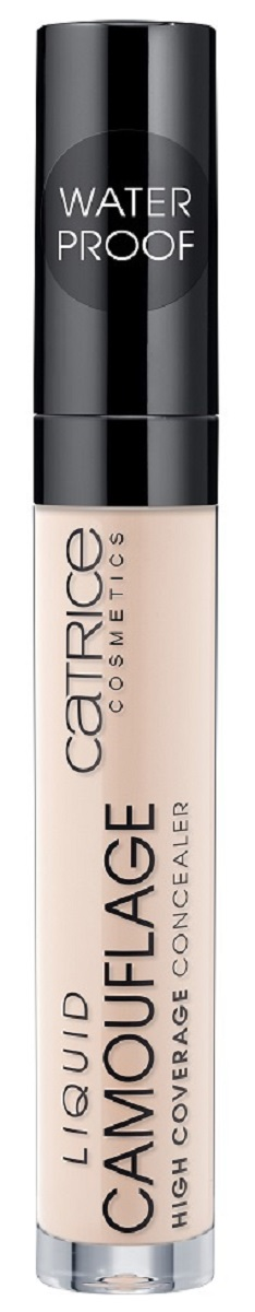 Catrice Консилер Liquid Camouflage 007 Natural Rose, цвет: натуральный розовый catrice