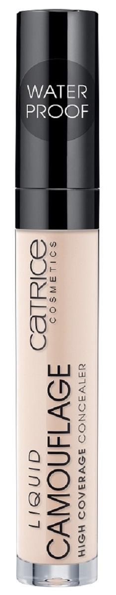 CatriceКонсилер Liquid Camouflage 007 Natural Rose, цвет: натуральный розовый