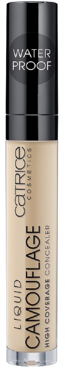 CatriceКонсилер Liquid Camouflage 015 Honey, цвет: медовый