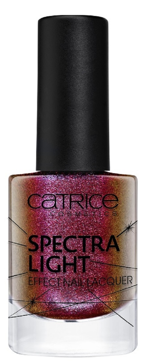 Catrice Лак для ногтей Spectra Light Effect Nail Lacquer 04, цвет: сливовый лак для ногтей catrice travelight story nail lacquer c01 цвет c01 chilly orange variant hex name e9533e