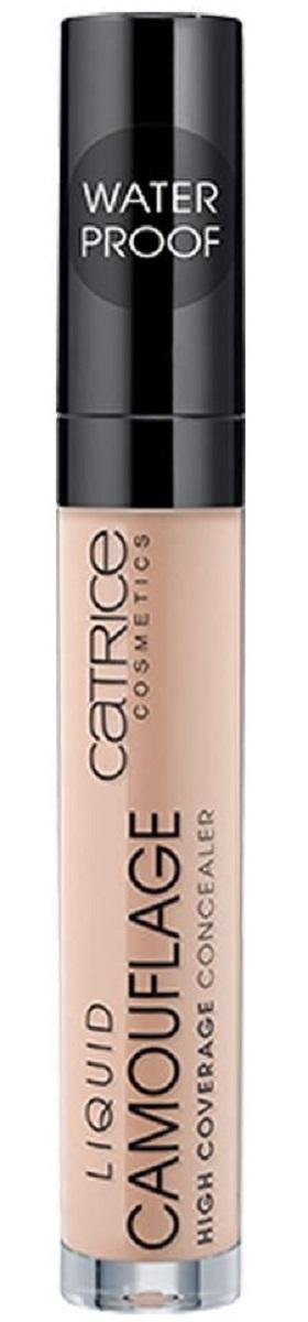 CatriceКонсилер Liquid Camouflage020LightBeige, цвет: светло-бежевый