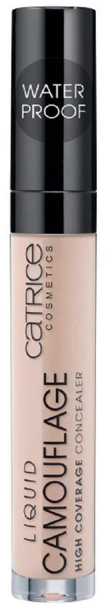 цены Catrice Консилер Liquid Camouflage 005 Light Natural Light Natural, цвет: слоновая кость