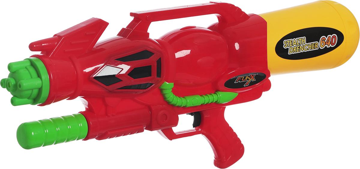 4HOME Водяное оружие цвет красный 640 водяное оружие 1toy карандаш фиолетовый т59457