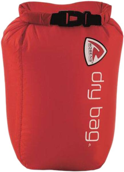 Гермомешок Robens Dry Bag, цвет: красный, 4 л гермомешок для водного туризма silva carry dry bag 70d цвет оранжевый 12 л