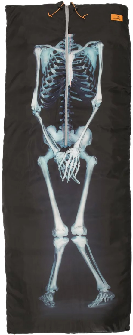 Спальный мешок Easy Camp Image Coat X-ray, 190 x 75 см