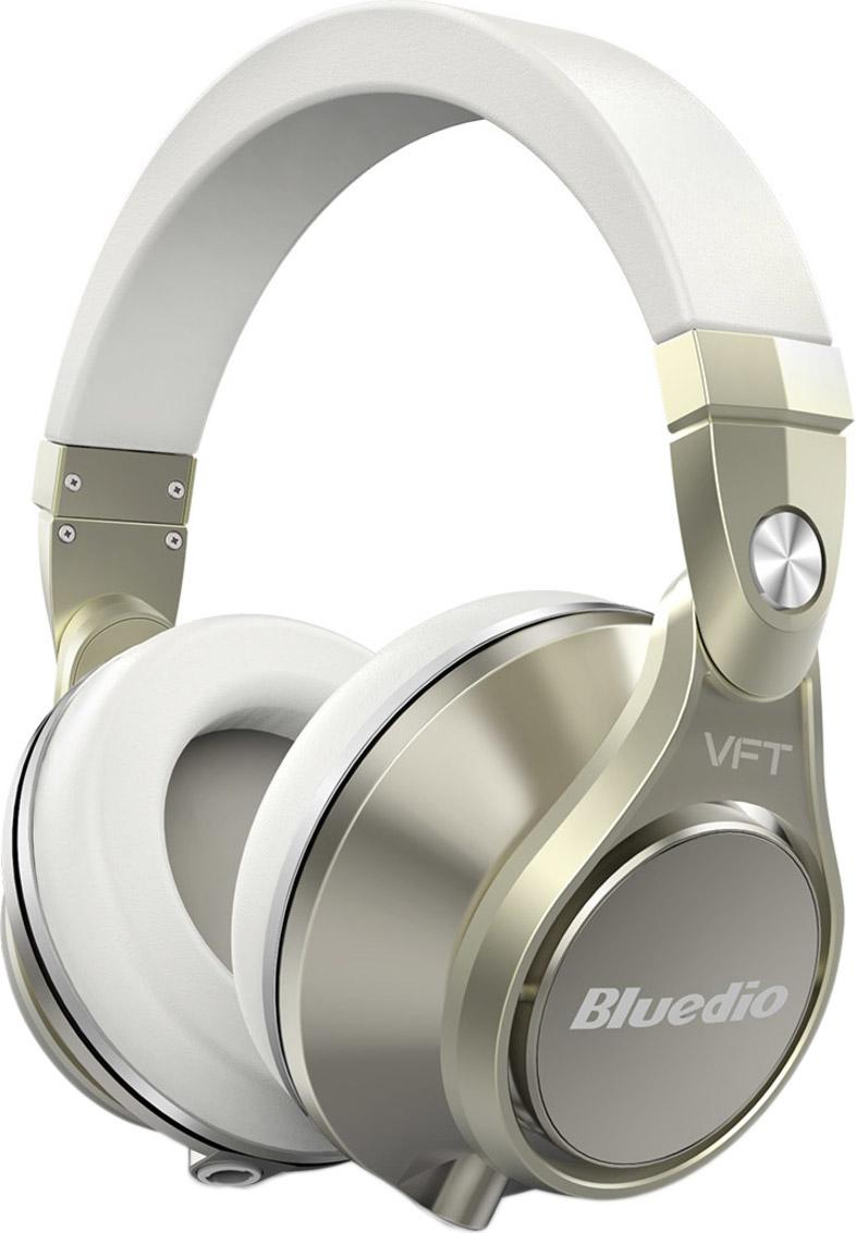 Bluedio UFO-Plus, Golden bluetooth-наушники