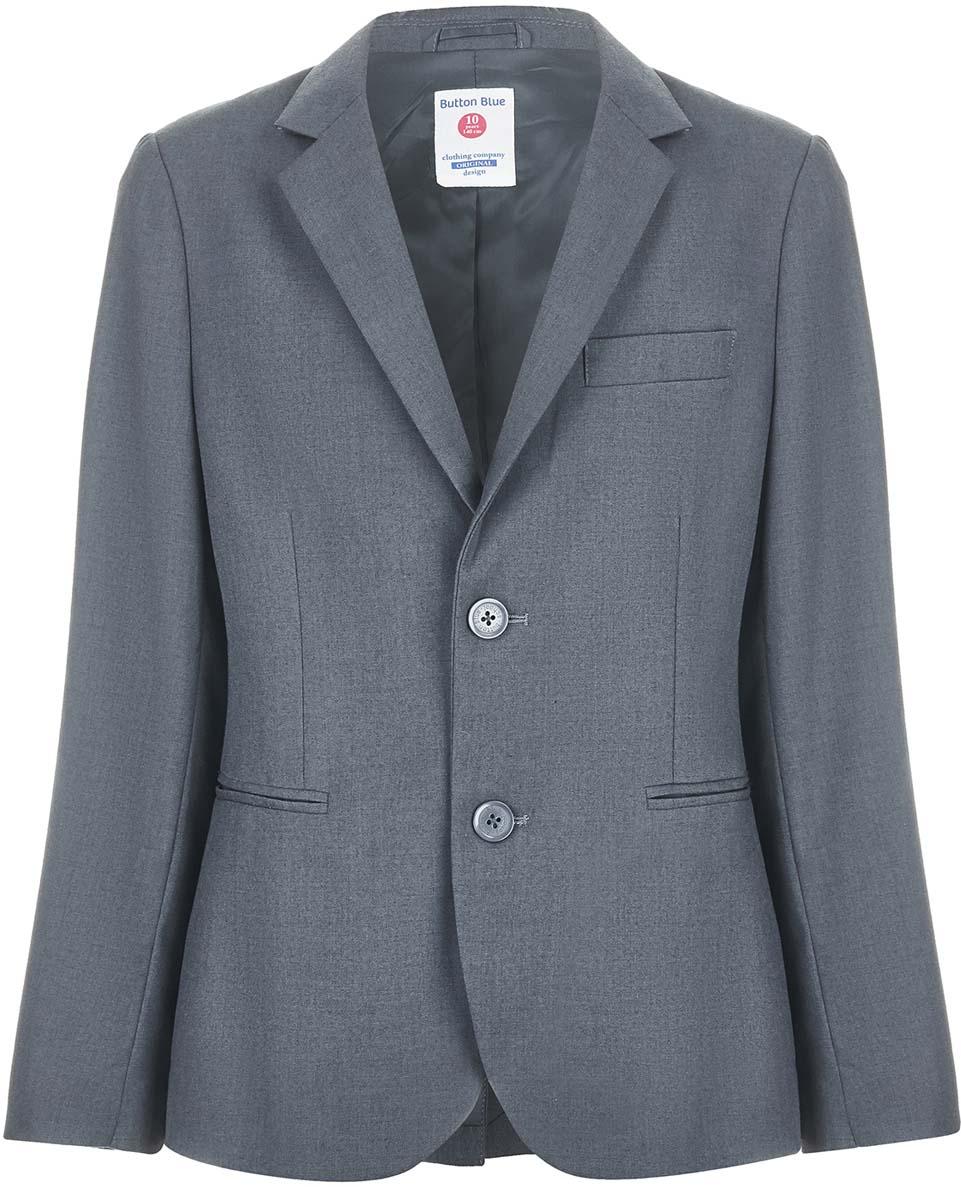 Пиджак Button Blue купить кожаный пиджак