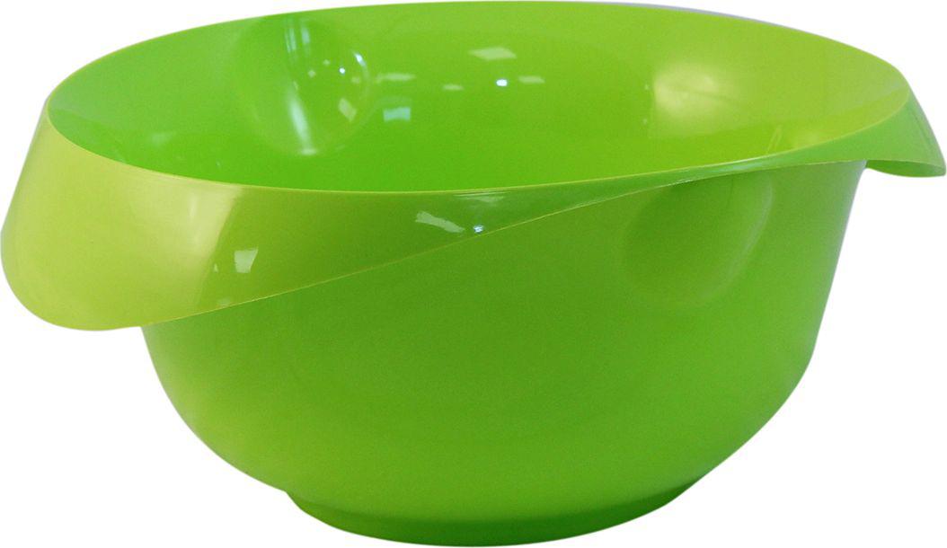 """Миска для миксера """"Idea"""", цвет: салатовый, 3 л"""