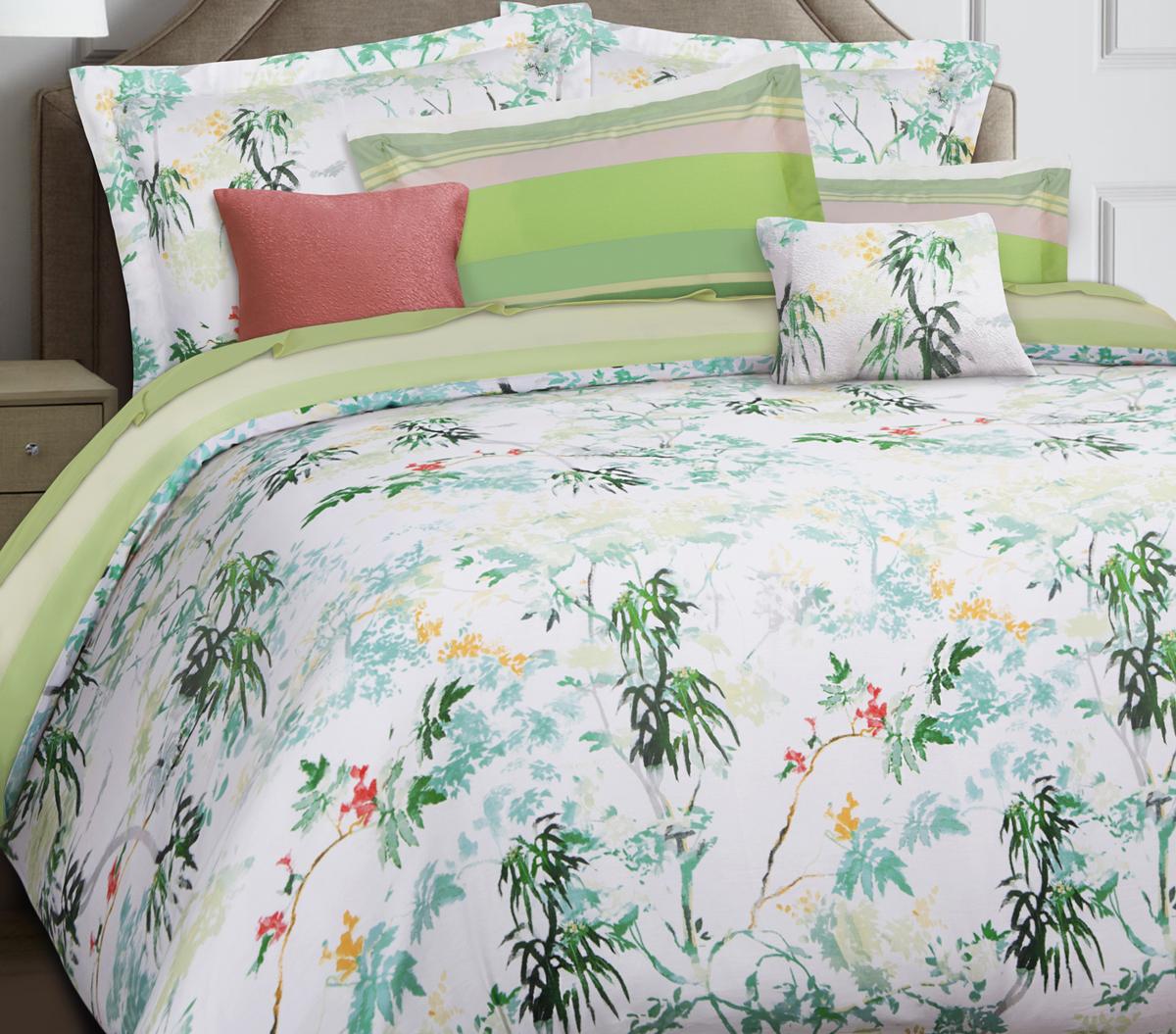 Комплект белья Mona Liza Premium Atelier 4 Seasons, семейный, наволочки 50х70, 70х70. 5045-003 комплект полутораспальный mona liza nensy