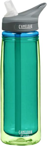 Термобутылка Camelbak Eddy, цвет: зеленый, 600 мл. 53541 термобутылка camelbak podium chill 620 мл 1300403062