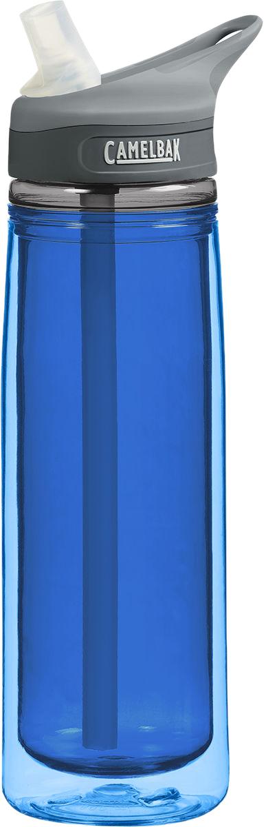 Термобутылка Camelbak Eddy, цвет: синий, голубой, 600 мл. 53846 цена