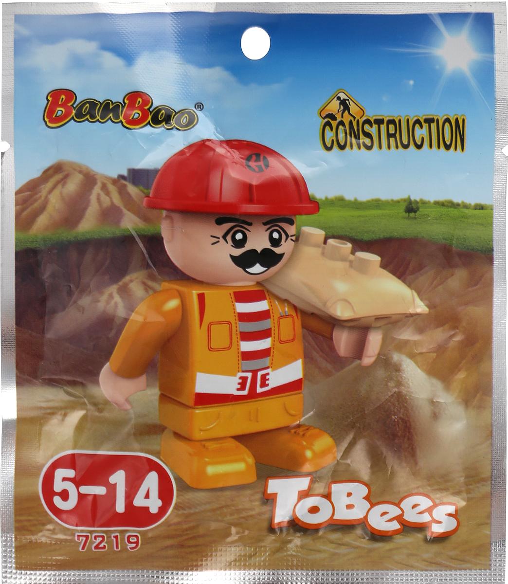 цены на BanBao Конструктор Фигурка Tobees 7219  в интернет-магазинах