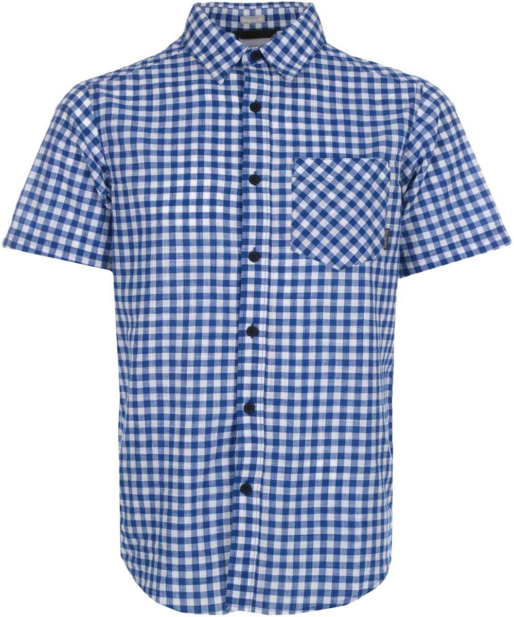 Рубашка Columbia Katchor II SS Shirt рубашка мужская columbia katchor ii short sleeve shirt цвет голубой 1577778 440 размер xl 52 54