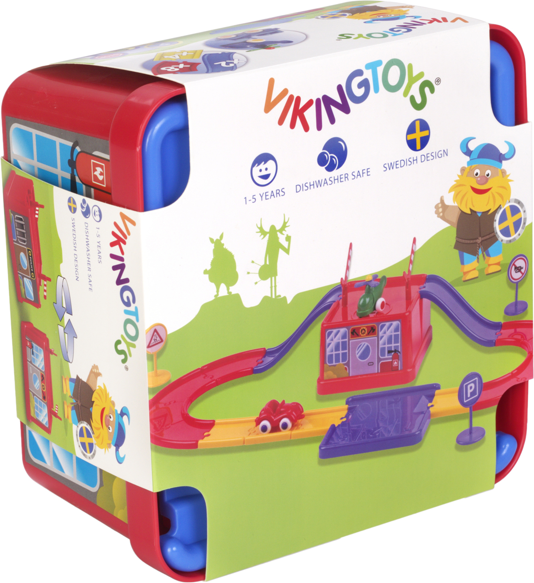 Игровой набор Viking Toys 45540