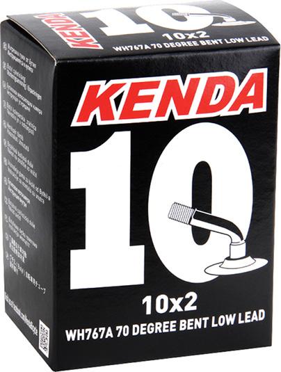 цена на Велокамера Kenda 10x1.75-2.00 a/v с загнутым ниппелем
