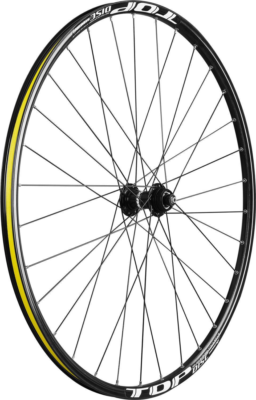 Комплект колес Remerx Top Disc 27,5, 584x19, обод двойной, 32 спицы, под эксцентрик, под диск