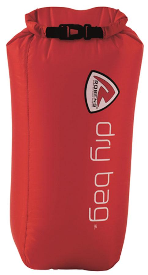 Гермомешок Robens Dry Bag, цвет: красный, 8 л гермомешок для водного туризма silva carry dry bag 70d цвет оранжевый 12 л