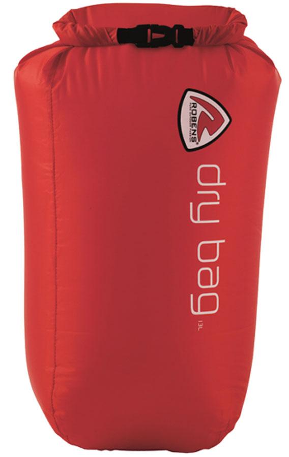 Гермомешок Robens Dry Bag, цвет: красный, 13 л гермомешок для водного туризма silva carry dry bag 70d цвет оранжевый 12 л