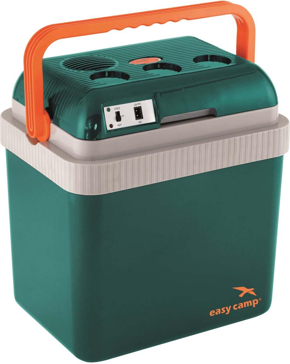 "Сумка-холодильник Easy Camp ""Chilly"", цвет: зеленый, 24 л. 600018"