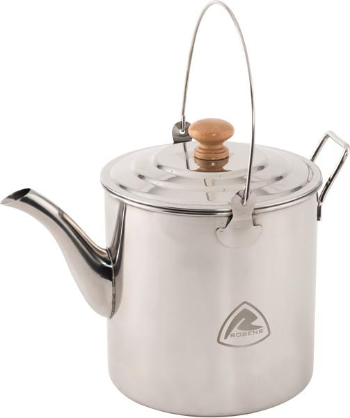 Чайник костровой Robens White River Kettle, 3 л цена