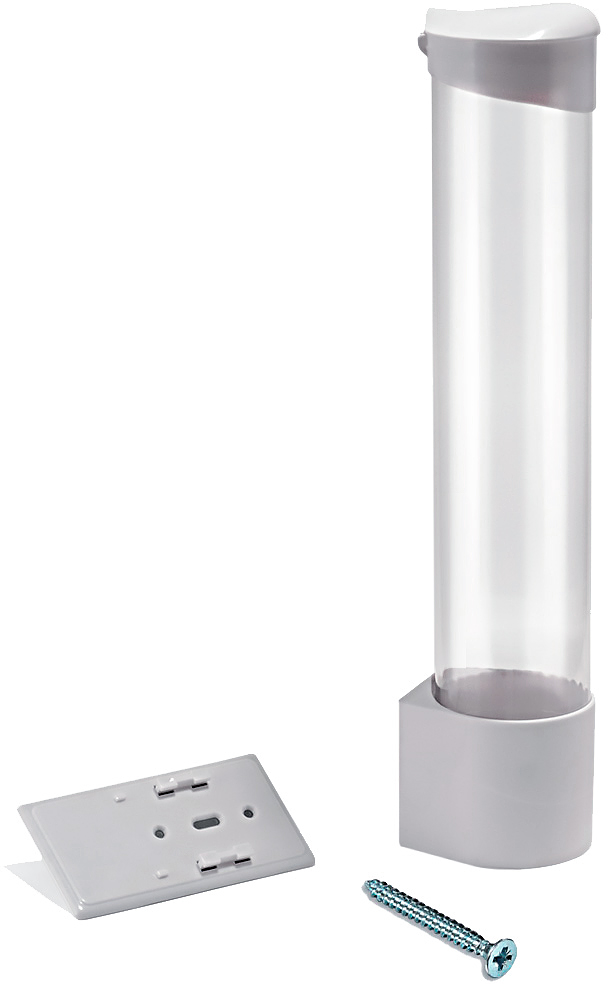 Aqua Work CH-1, White стаканодержатель на шурупах все цены