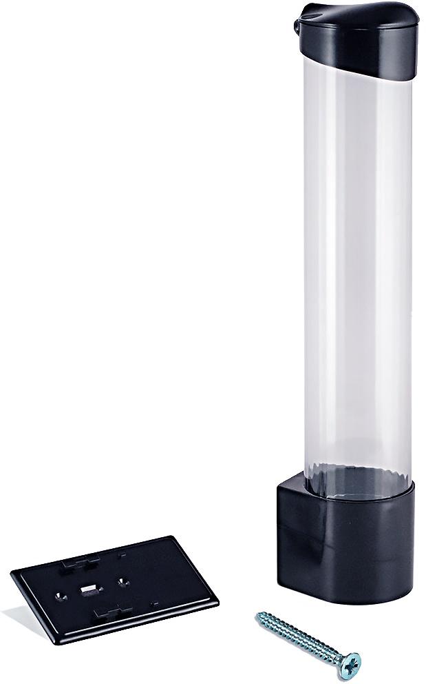 Стаканодержатель Aqua Work CH-1, Black на шурупах цена