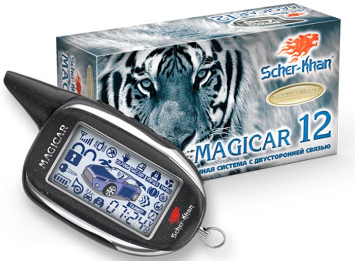 цена на Система охраны автомобиля Scher-Khan Magicar 12
