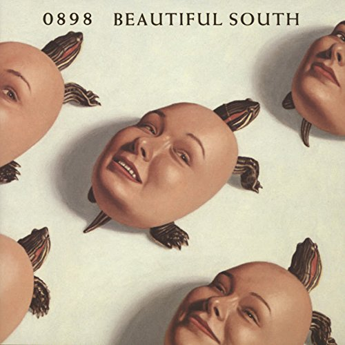 The Beautiful South The Beautiful South. 0898 Beautiful South (LP) the beautiful lady