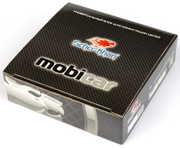 Силовой модуль Scher-Khan Mobicar M1 автосигнализация scher khan mobicar а v 2 0 модуль автозапуска м1
