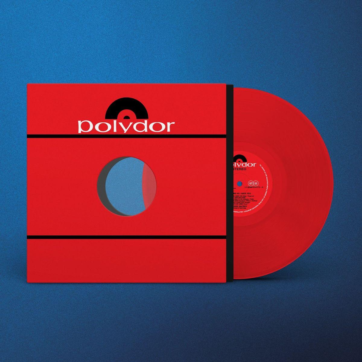 лучшая цена Роджер Долтри Roger Daltrey. As Long As I Have You (Coloured Red) (LP)
