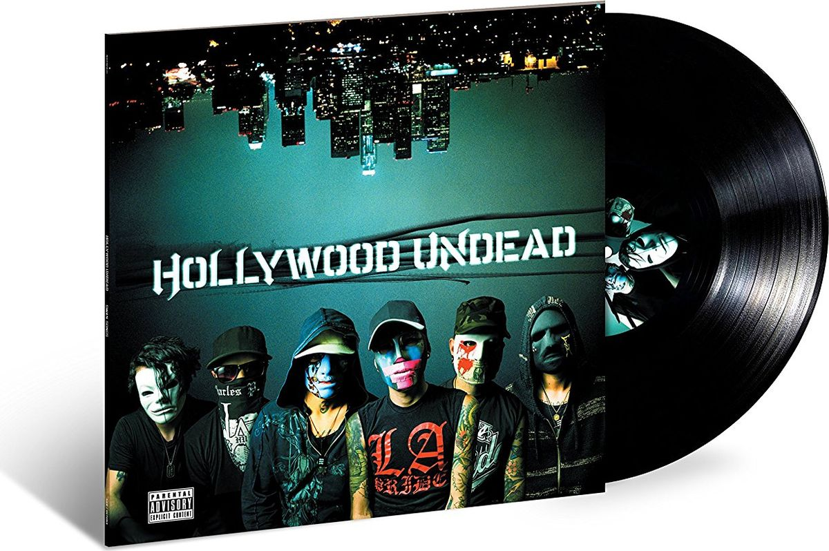 Hollywood Undead Hollywood Undead. Swan Songs (2 LP) hollywood music 2 0