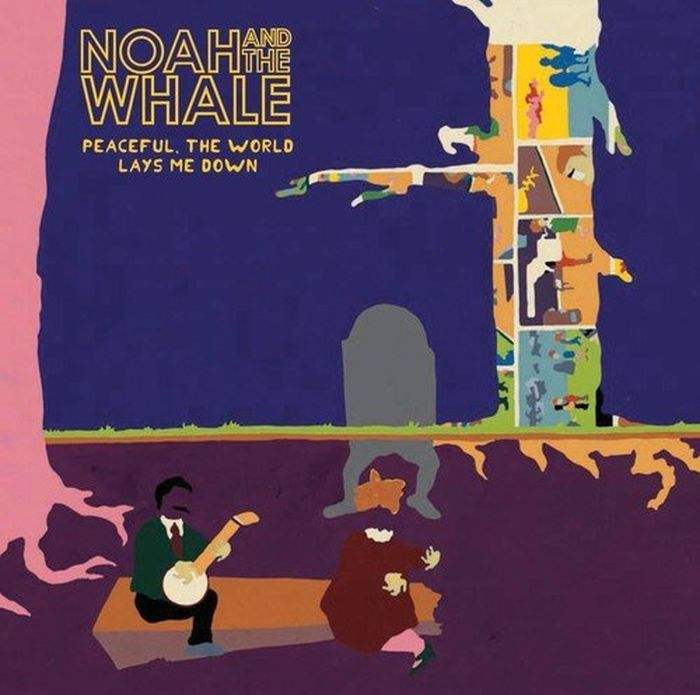 Noah And The Whale Noah And The Whale. Peaceful. The World Lays Me Down (LP) обучающая машина noah np8000
