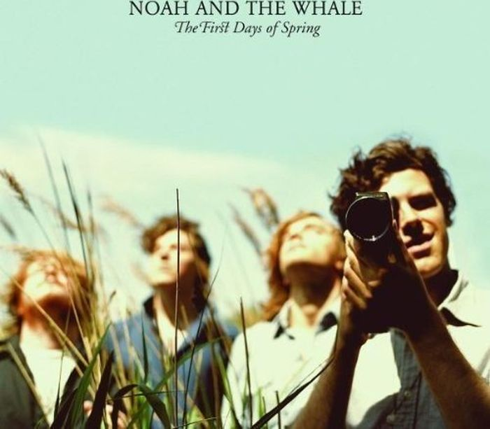 Noah And The Whale Noah And The Whale. The First Days Of Spring (LP) обучающая машина noah np8000