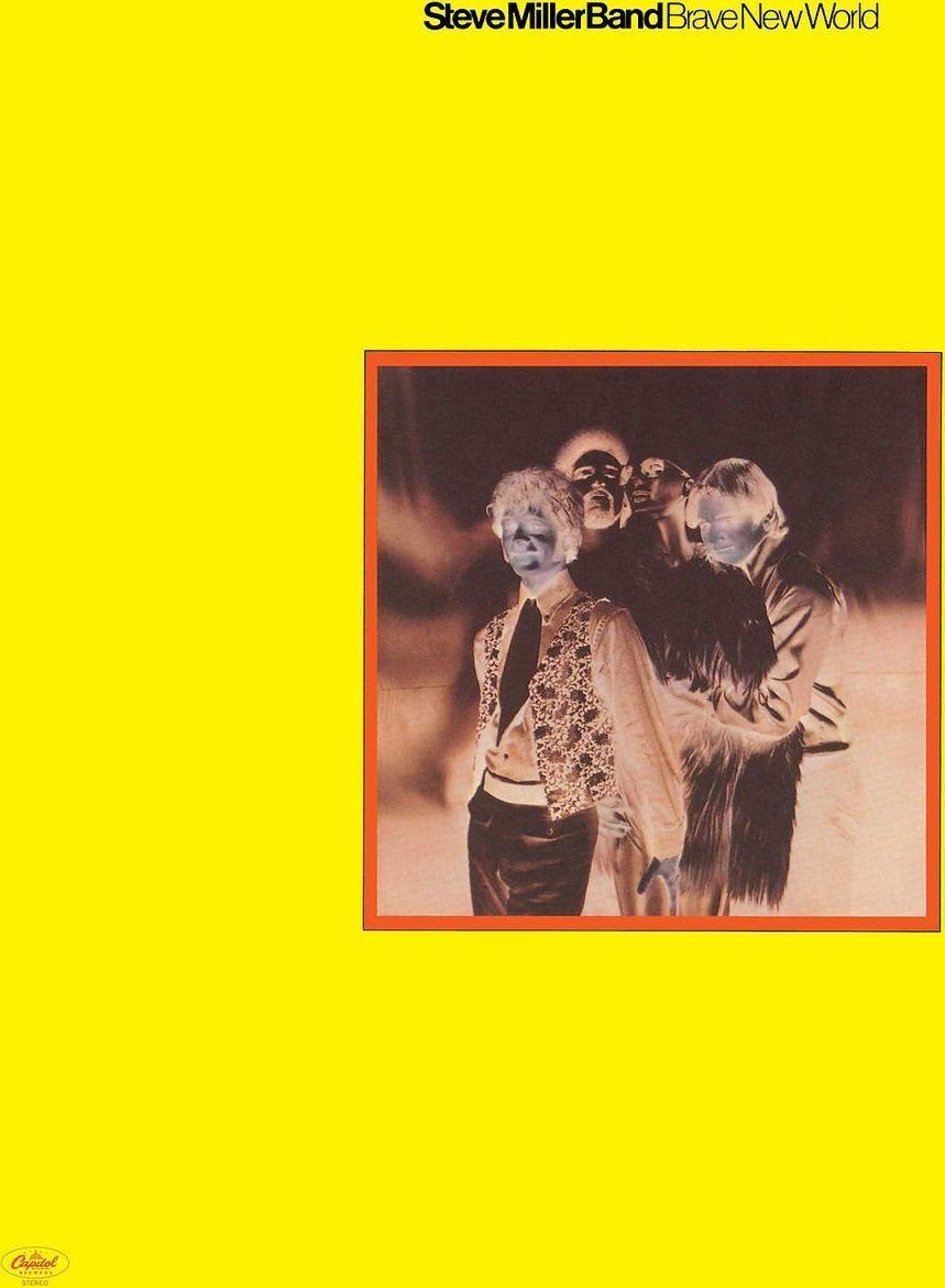 The Steve Miller Band Steve Miller Band. Brave New World (LP) цена