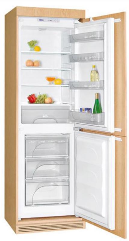 Встраиваемый двухкамерный холодильник ATLANT ХМ 4307-000 Уцененный товар (№4)