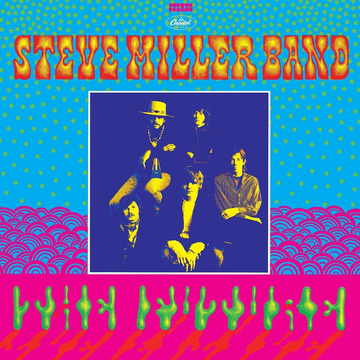 The Steve Miller Band Steve Miller Band. Children Of The Future (LP) steve miller steve miller band fly like an eagle