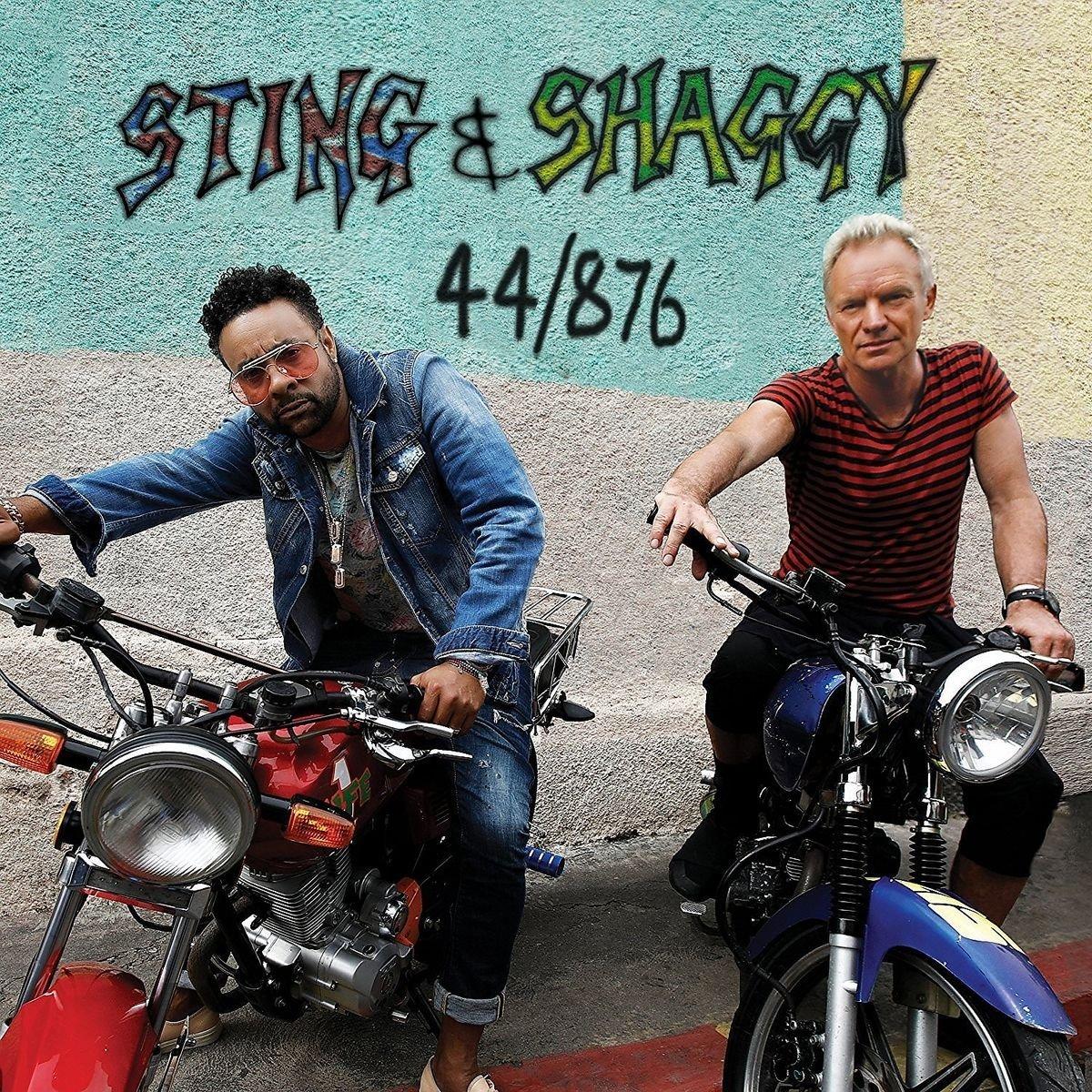 Sting Sting. 44/876 (LP) sting the last ship lp