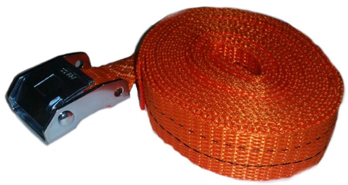 Ремень крепления груза Топ Авто, ширина ленты 25 мм, 800/1600 кг, 4 м на авто электросталь калининец онлайн